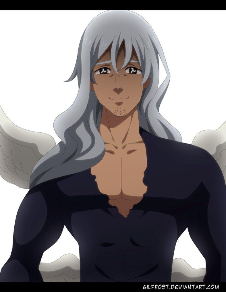 Nanatsu No Taizai Mael Is Estarossa Fanart By Gilfrost Cartoon Art Fan Art Seven Deady Sins