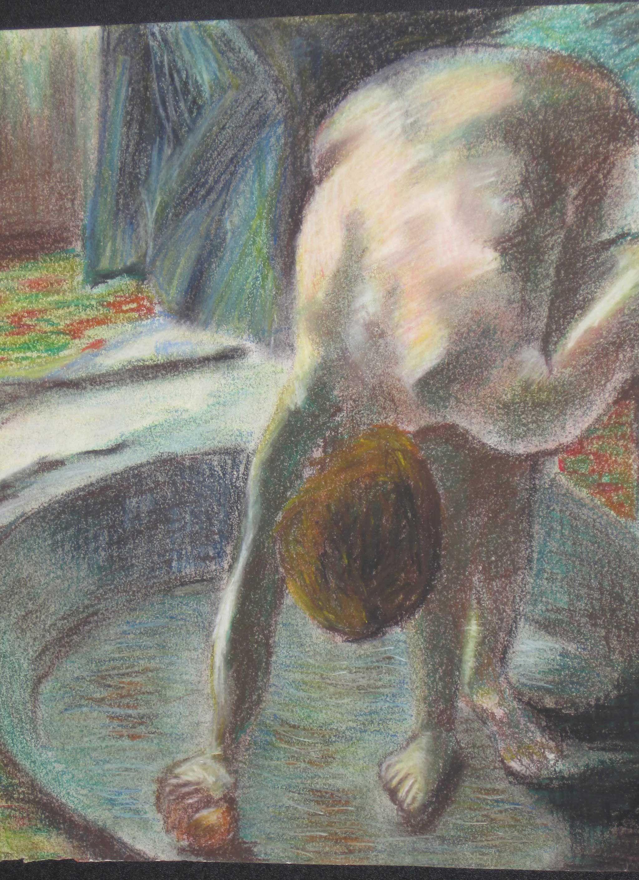 El Baño de Degas por Charo Onieva