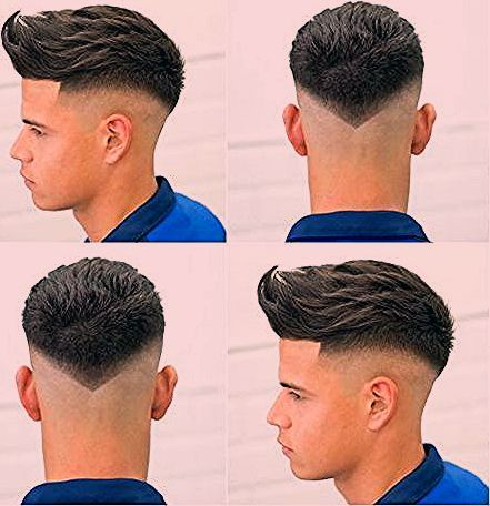 Photo of Men's Hairstyles Short Men Haircuts
