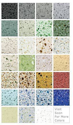 Icestone Made From Recycled Glass Concrete Recycled Glass Countertops Glass Countertops Recycled Glass