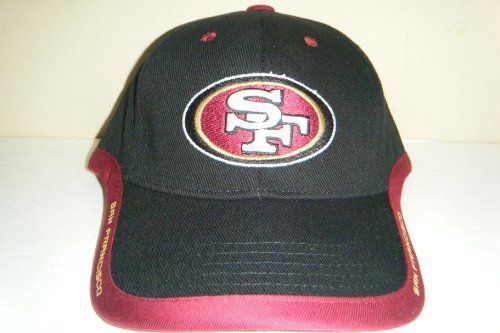 San Francisco 49ers NEW Vintage Velcro Back Youth hat Authentic Cap by NFL.   14.99. one size fits all. 100 % cotton. Made by NFL. YOUTH. NEW with tags b62d2ef5c03