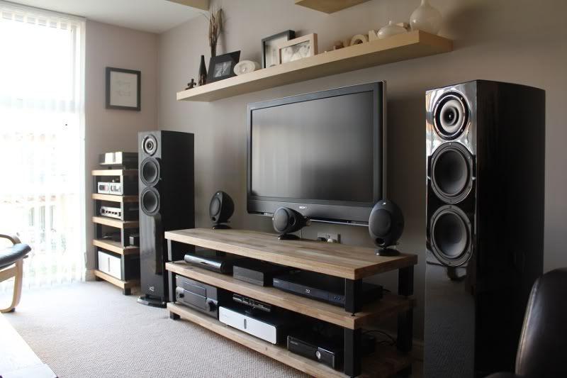 Image result for hifi racks  Sounds  Audio room Living