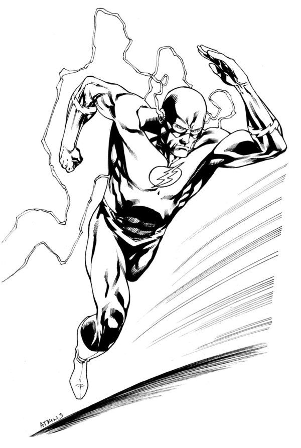 Pin On Flash Zoom Kid Flash