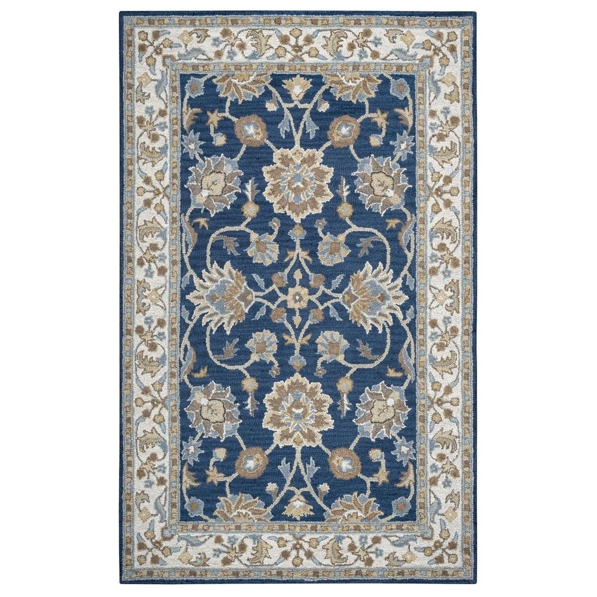 Ashlyn Collection Hand-tufted Wool Accent Rug , , Rizzy Home