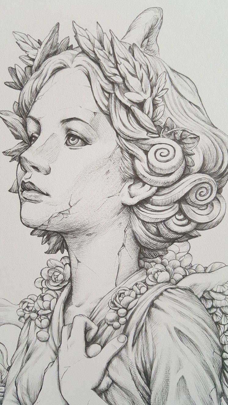 pencil drawings #pencildrawings + 100 Best Easy Pencil Drawings Images : Dessin au Crayon