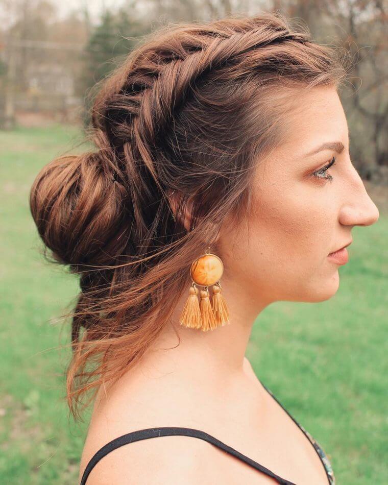 Best Bohemian Hairstyles Ideas Bohemian Hairstyles Easy Hairstyles For Long Hair Boho Hairstyles