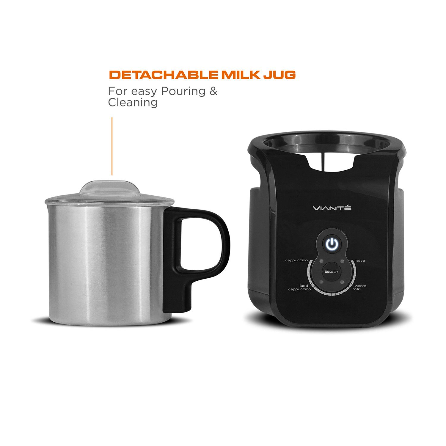 Automatic milk frother milk frother frothing milk frother
