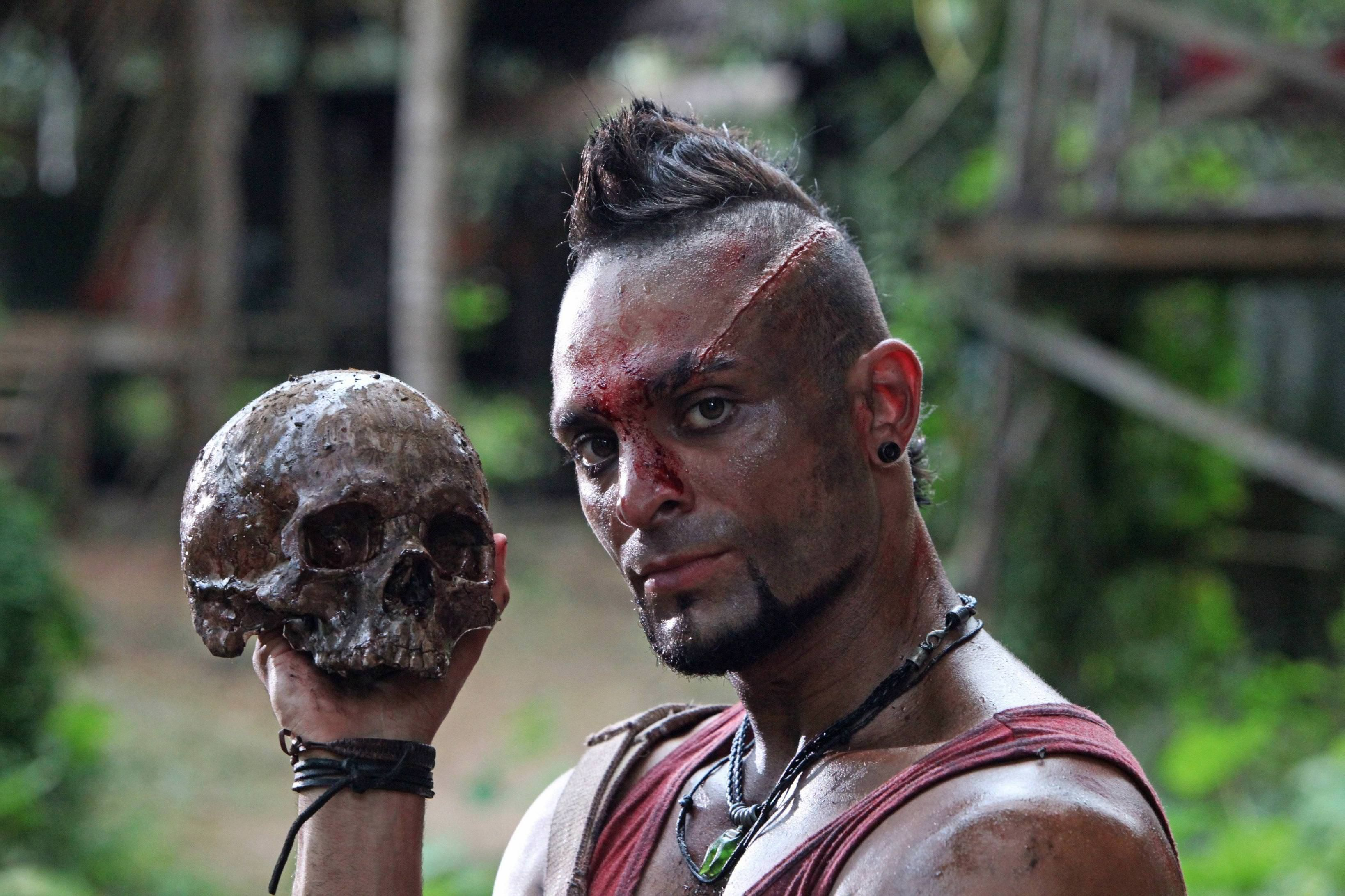 Vaas Montenegro Far Cry 3 Far Cry Game Best Villains
