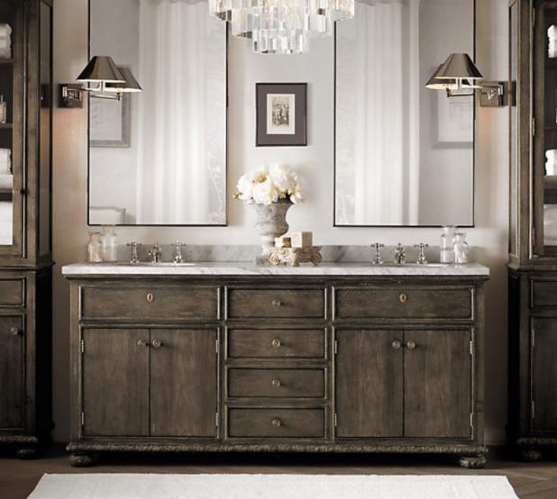 Photo of The 15 Most Beautiful Bathrooms on Pinterest – Sanctuary Home Decor #bathroomfix…