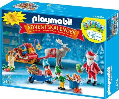 PLAYMOBIL 5494 - Adventskalender, Weihnachtsmann beim Ges... https://www.amazon.de/dp/B00B3QT8F8/ref=cm_sw_r_pi_dp_x_bcmjyb5H5T0WM adventskalender schleich kinder