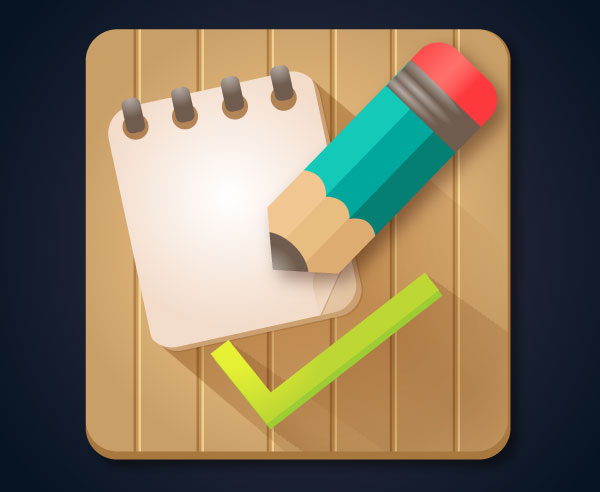 How to Create a ToDo List App Icon in Adobe Illustrator