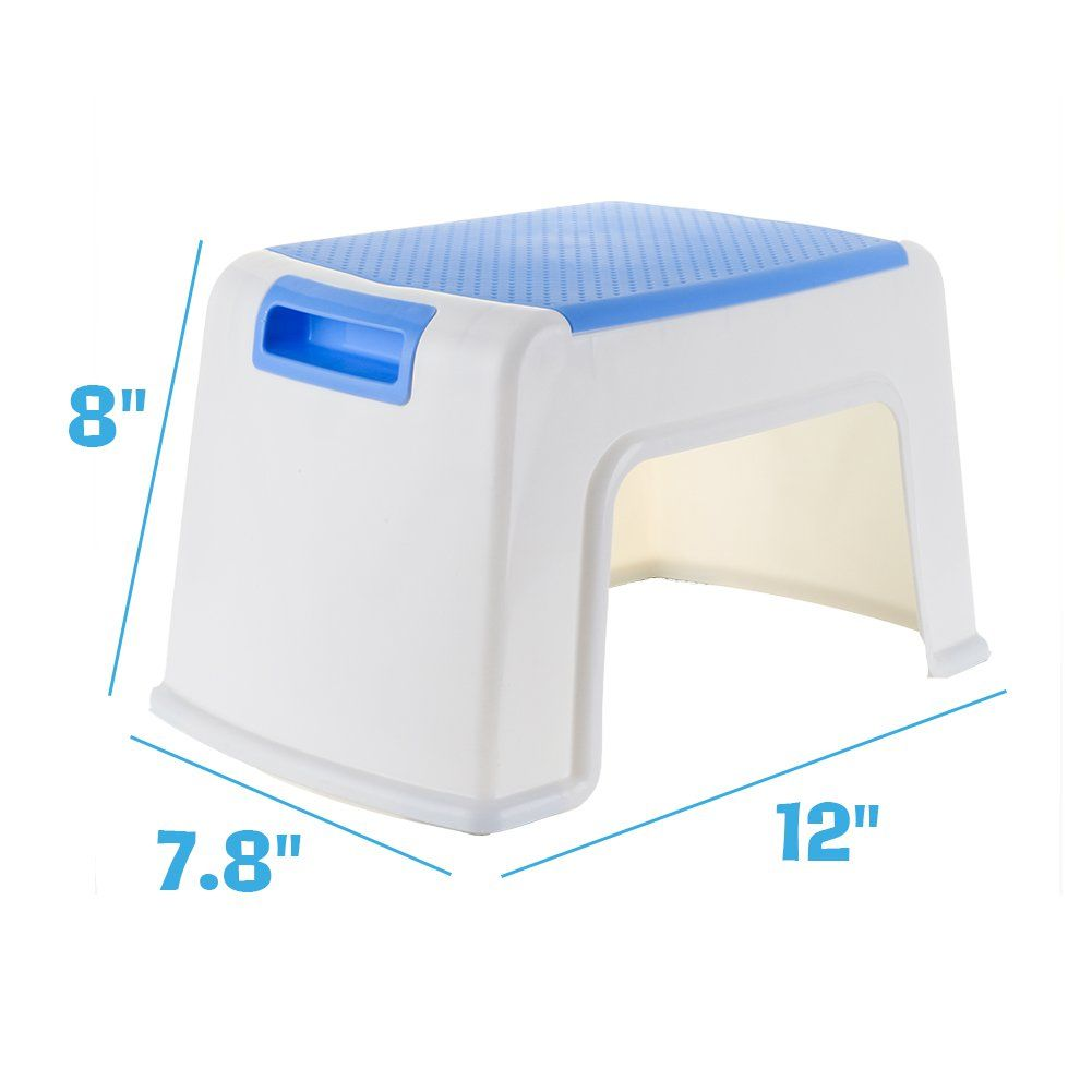 Astonishing 8 Height Step Stool For Kids Toddler Potty Train Baby Seat Pabps2019 Chair Design Images Pabps2019Com