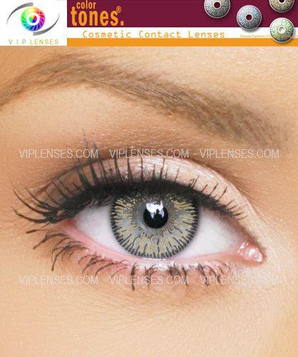 22413fa9fb0 Colortones Hazel Contact Lenses