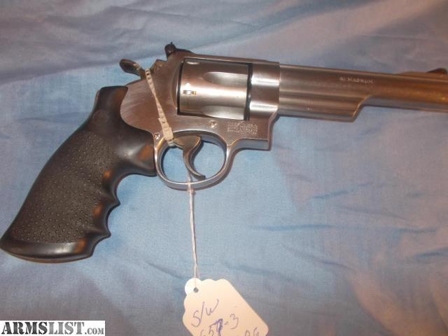 For Saletrade Sw Mod657 3 41 Mag Firearms Guns Hand Guns