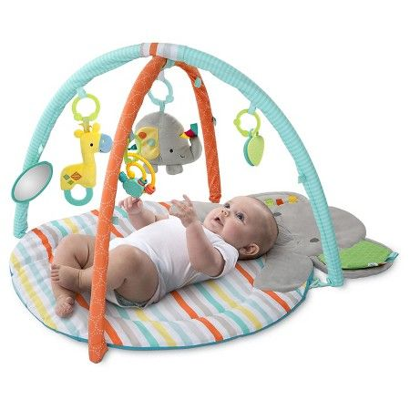 Bright Starts Hug N Cuddle Activity Gym Activity Gym Bright Starts Baby Activity Gym