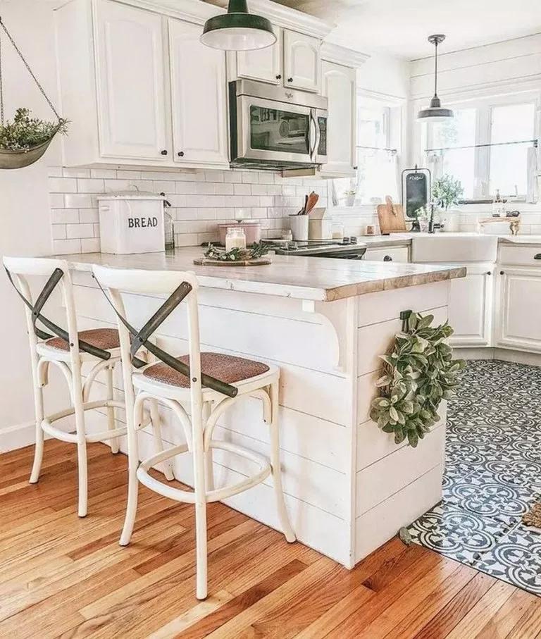 53 Kitchen Breakfast Bar Design Ideas To Inspire You Decoration