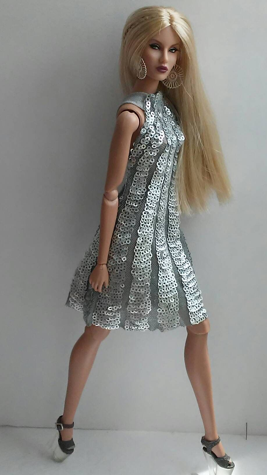 Handmade Clothes for doll Jumpsuit for 11.5in Doll