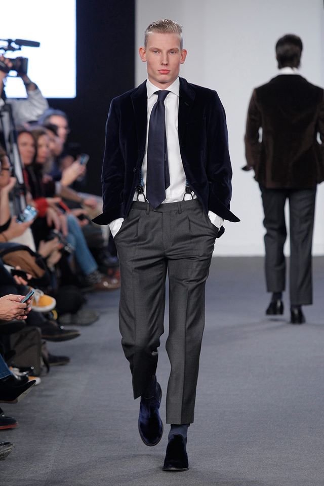 Lester Fall/Winter 2016/17 - MFSHOW MEN Madrid