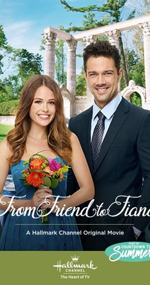 From Friend to Fiancé (TV Movie 2019) IMDb Christmas