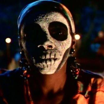A Voodoo priest is called a houngan or hungan and a Voodoo priestess