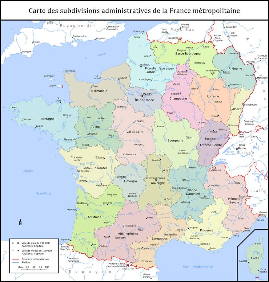 Pin Af Per Holm Pa Geografi Europa Kort