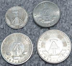 Coins of the DDR repinned by Ddr, Leben