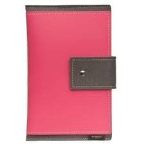 San Lorenzo Eco-Friendly Italian Leather and Wool IPad Case (Pink)