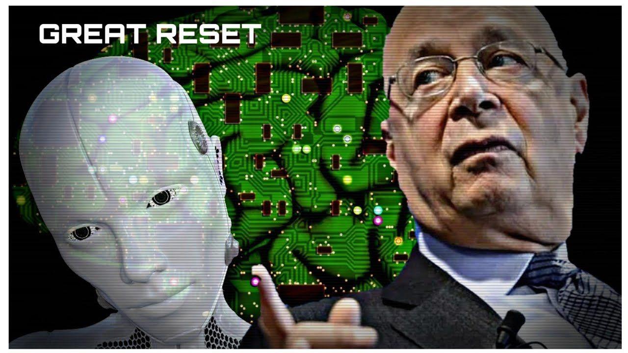 Klaus Schwab: 'Great Reset' wird zu Transhumanismus führen    Transhumanismus, Neurowissenschaften, Buchempfehlungen