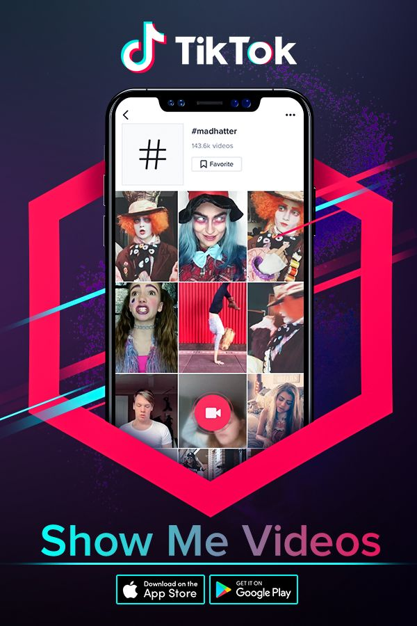 Get inspired by the world on TikTok today! Download now