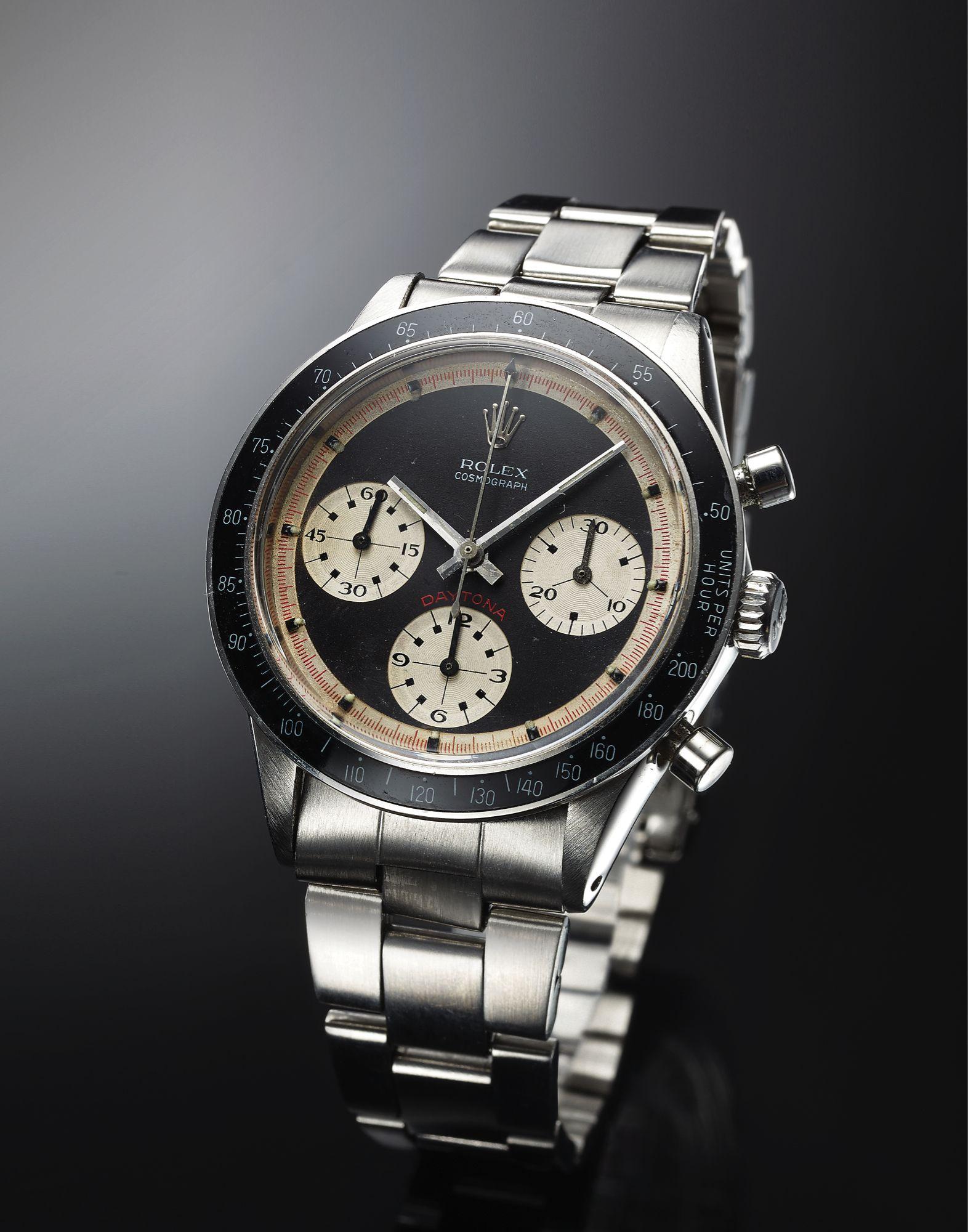 """brand new d35d5 ca9c7 6241 PAUL NEWMAN STEEL Rolex, """"Oyster Cosmograph Daytona ..."""