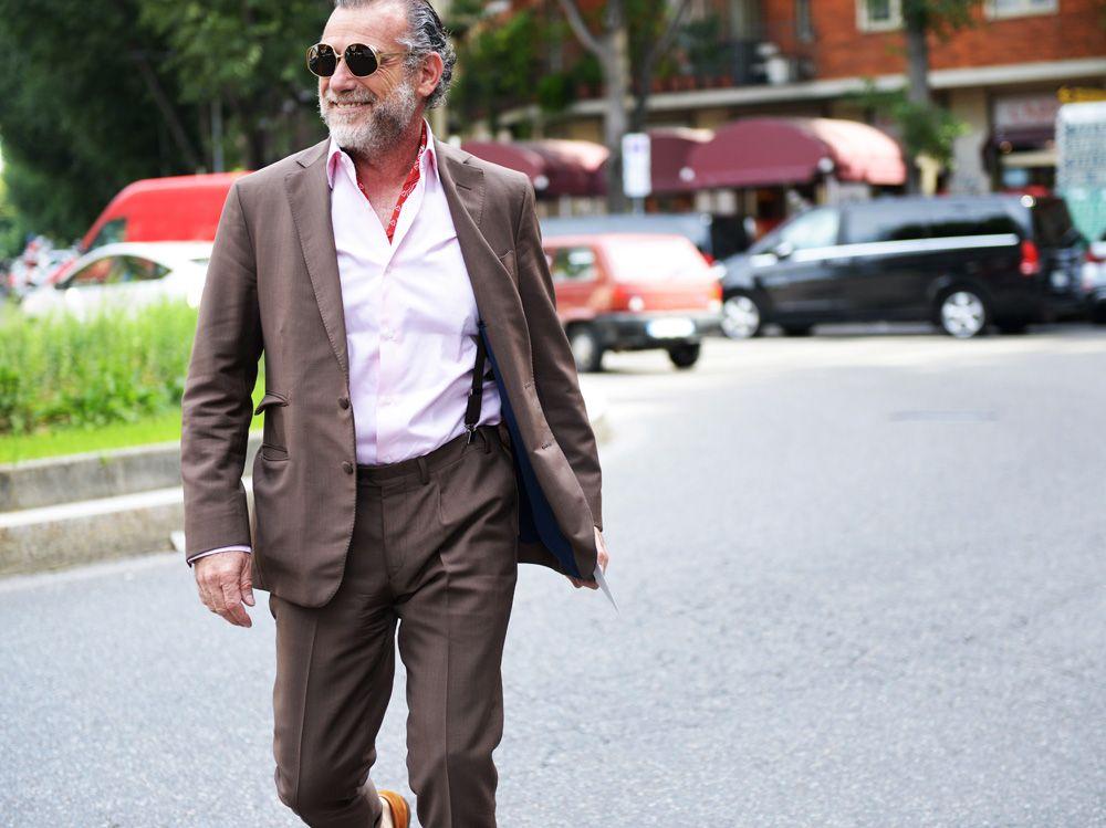 Street style: le foto da Milano Moda Uomo - Grazia.it