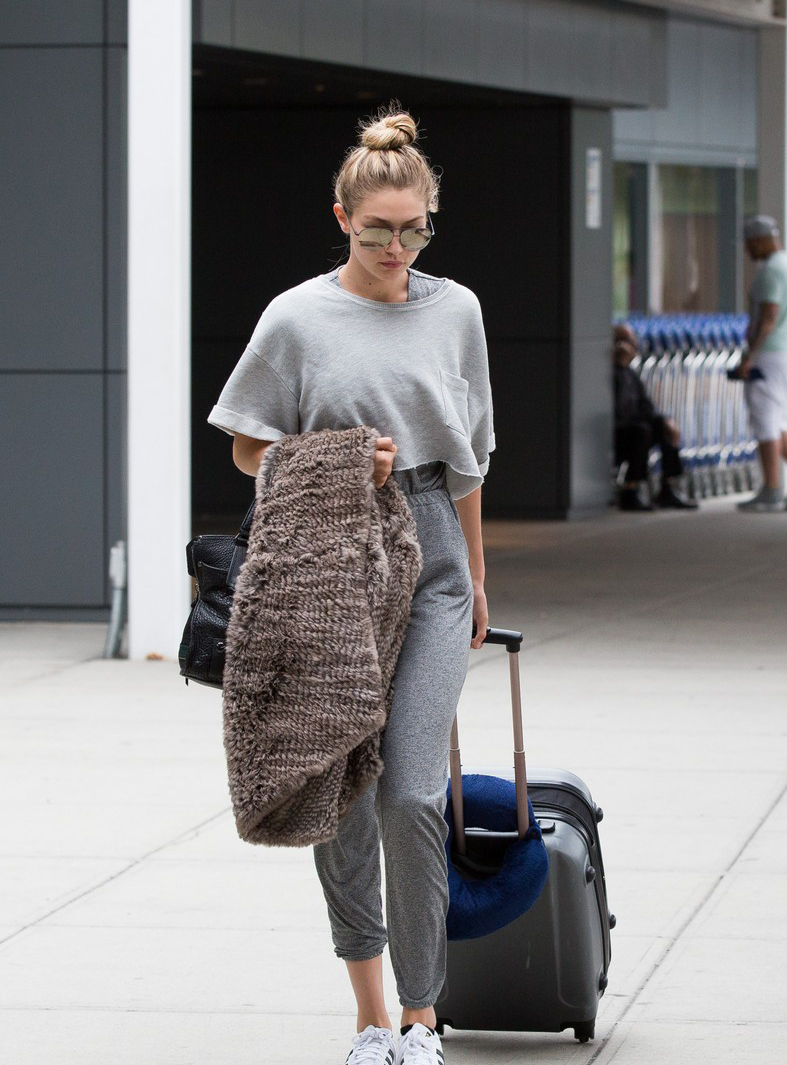 gigi hadid airport style | airport style | pinterest | airport