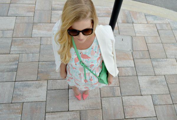 Flamingo by Fash Boulevard  #Dress, #Fashion, #Flamingo, #Mint, #Modcloth, #SATCHEL, #Spring, #Spring2016
