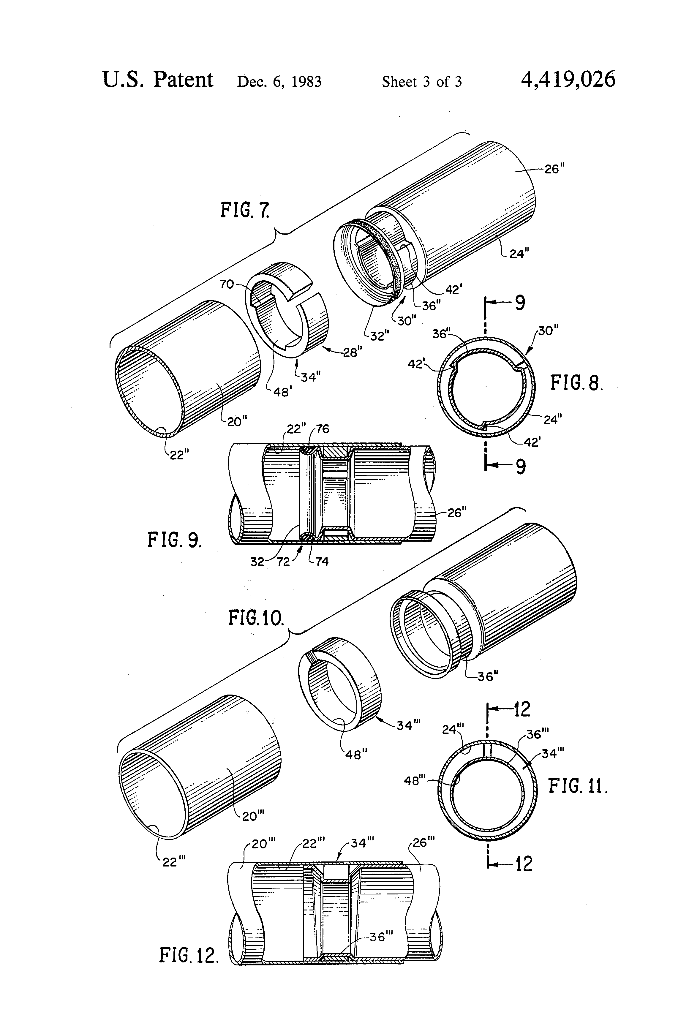 Twist Lock Mechanism