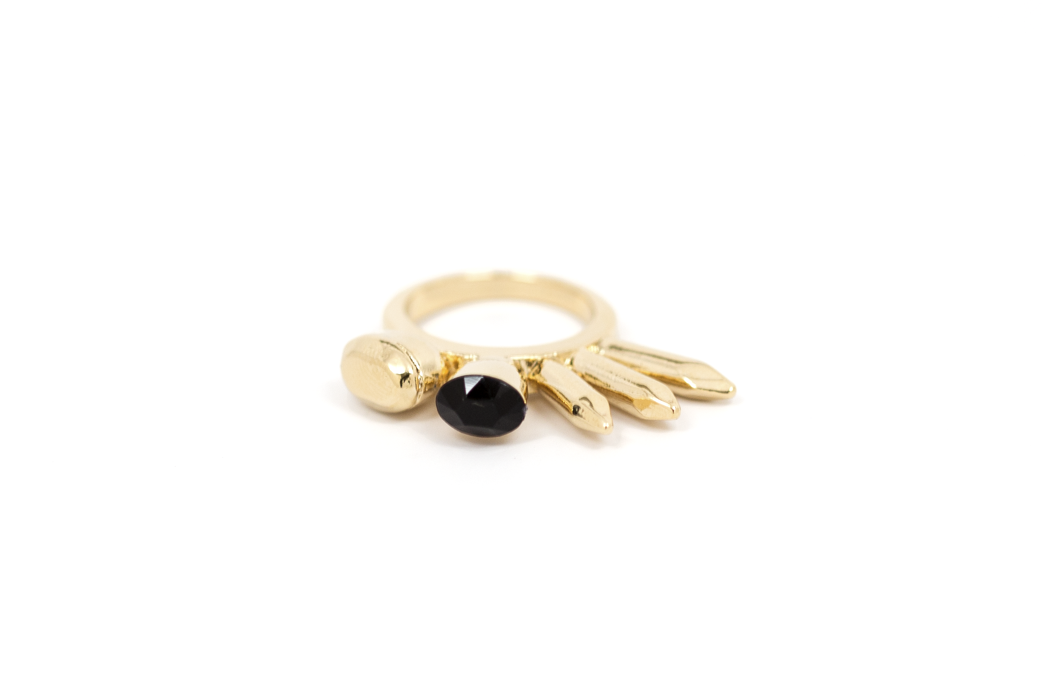 Weiland Spike Ring