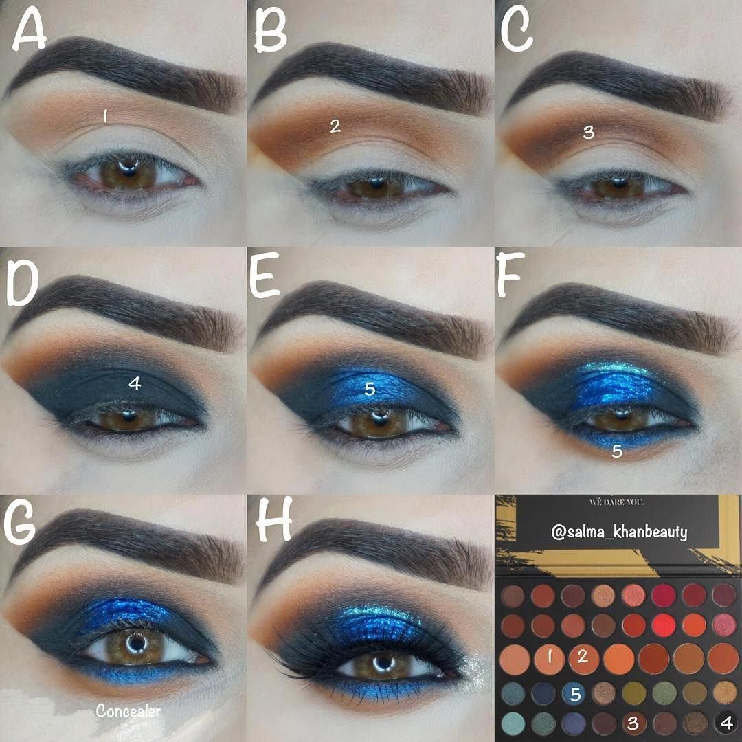 Discover these hooded eye makeup Tip 9907