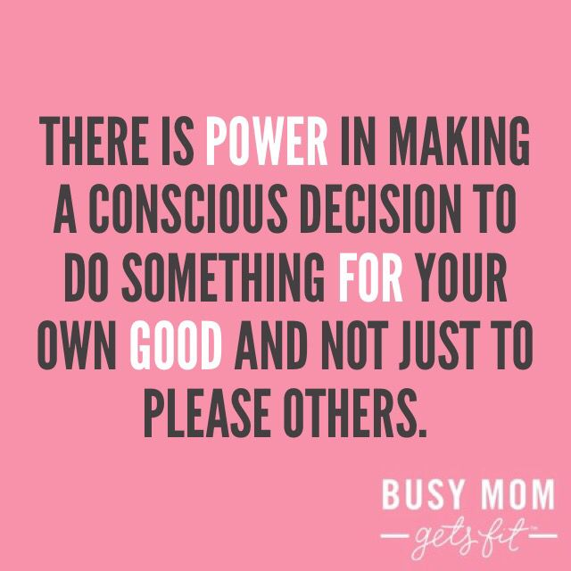 """Make Your Own Decisions Quotes: """"There Is Power In Making A Conscious Decision To Do"""