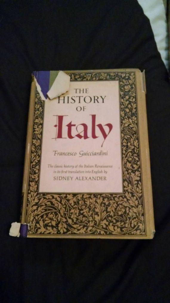 guicciardini history of italy
