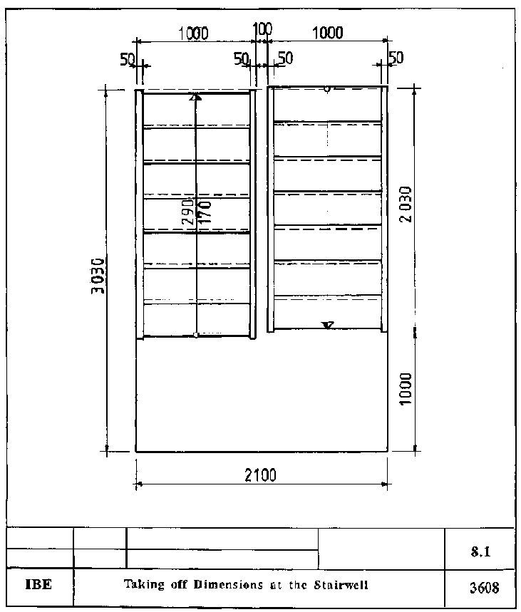 Image result for staircase dimensions cottage entrance for Office design guidelines uk