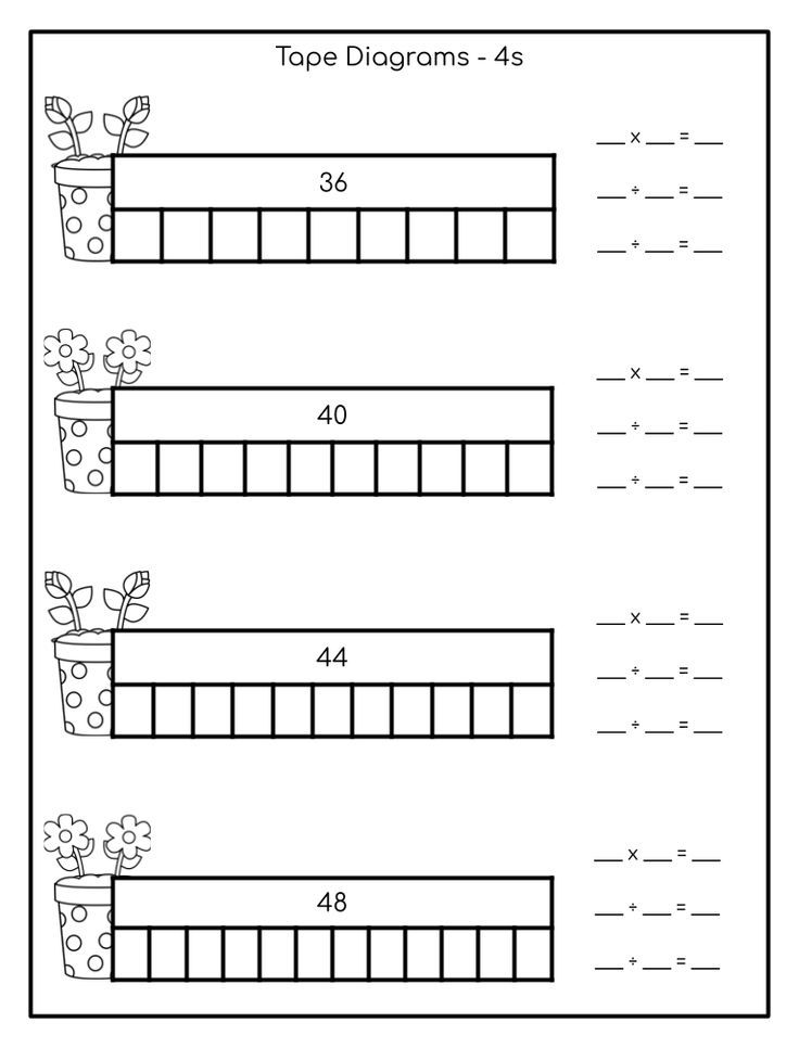 Help Your Child Memorize The Multiplication And Division Math Facts With These Free Worksheets