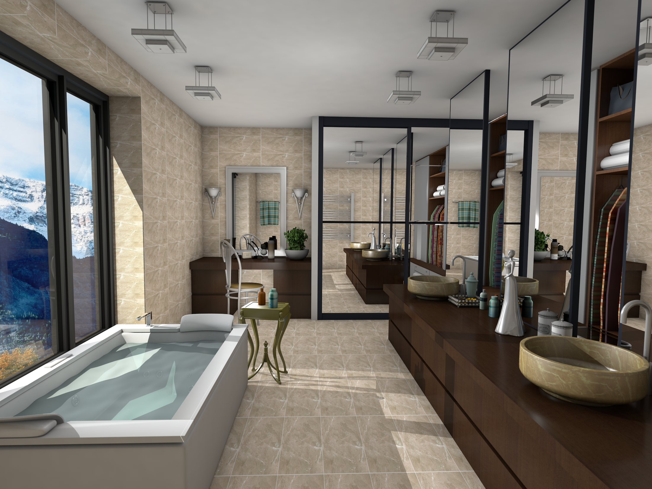 Look How Amazing A New Bath Looks In Livehome3d Homedesign Interiordesign Designap Interior Design Videos Interior Design Software Bathroom Design Software