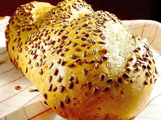 Solrosbröd (kock recept.nu)