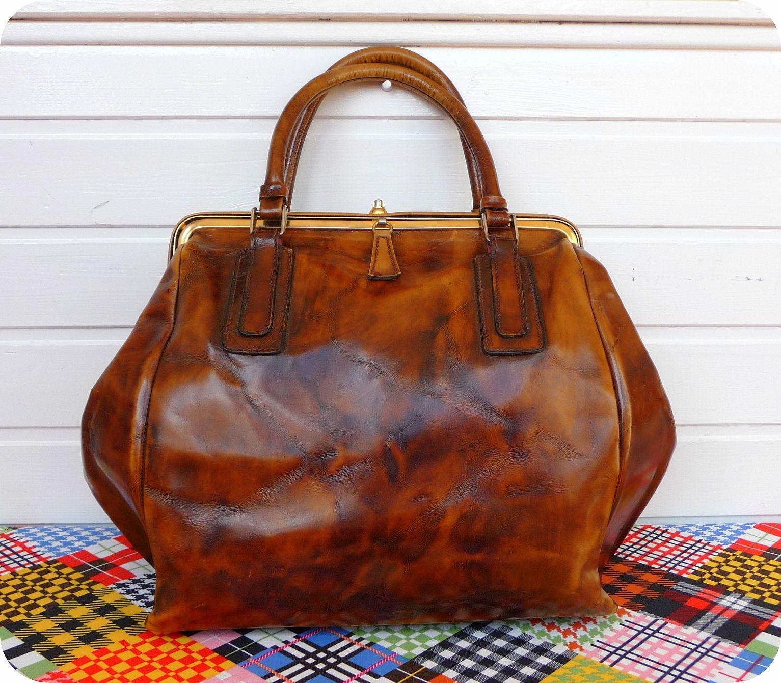 Leather Vintage Weekender Bag Arzt PFougy Tasche Leder wPnOXk80