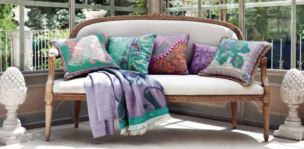 Colourful Throw Pillows
