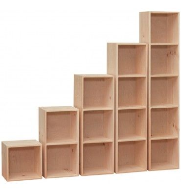 Merveilleux [14 Inch] Cubes U0026 Cubbies   Wood You Furniture | Jacksonville, FL