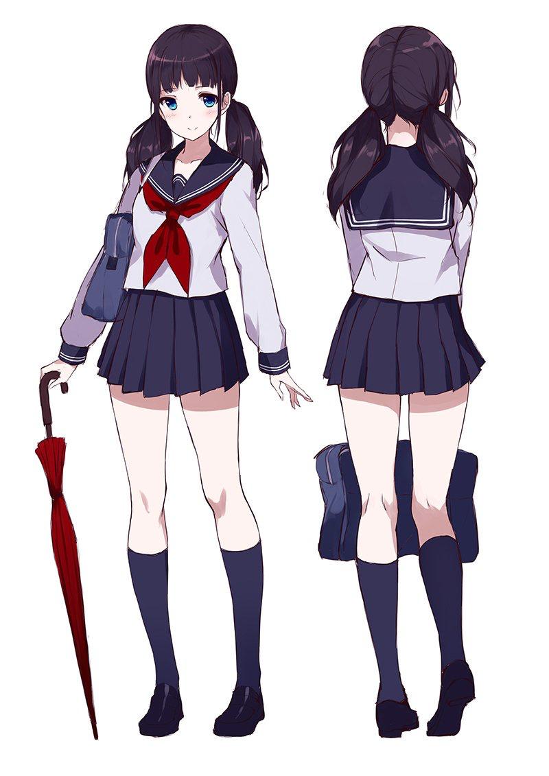 how to draw anime school uniform male