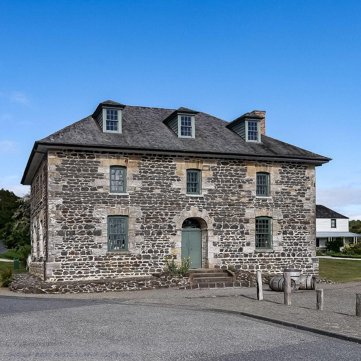 Stone Mission Station Kerikeri