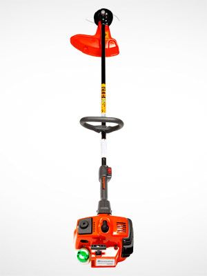 Husqvarna 223L Price: $250 Weight (Fueled): 10 pounds Decibels (A-weighted): 109 Engine Size (CC): 24.5