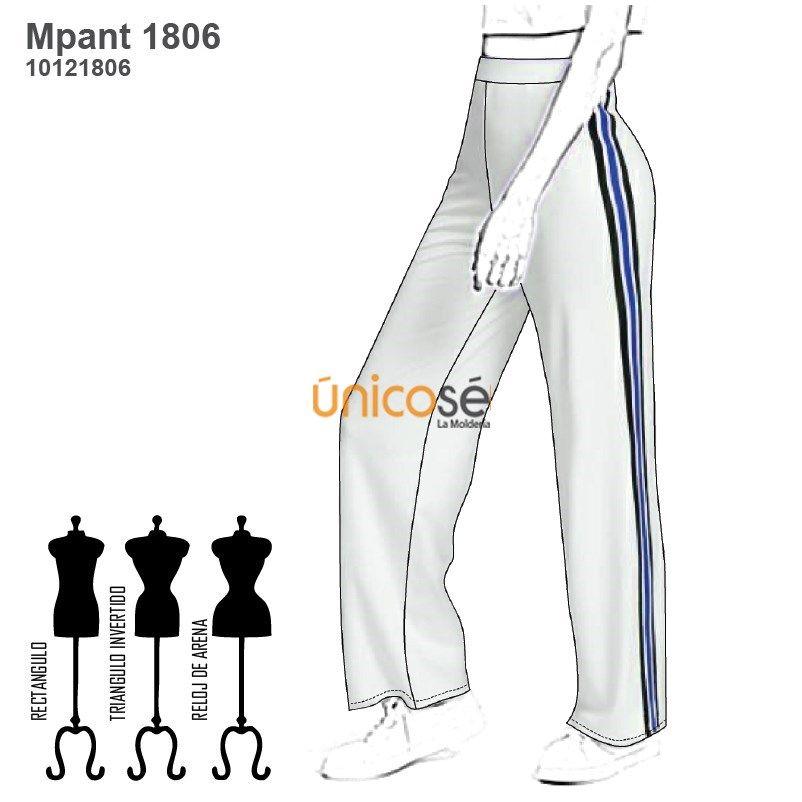 Pantalon Cinta Lateral Mujer Moldes De Pantalones Crear Ropa Unicose
