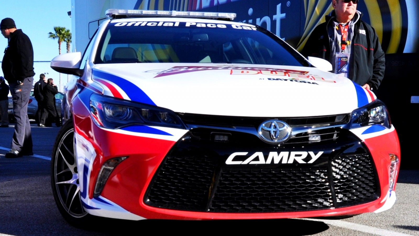 2017 Toyota Camry Daytona 500 Official Pace Car
